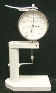 micrometer perpendicular