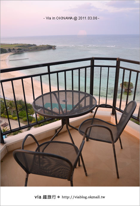 【沖繩自由行】Via帶你玩沖繩~來趟浪漫的初春沖繩旅〈行程篇〉25