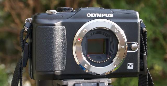 Olympus E-PL2 PEN