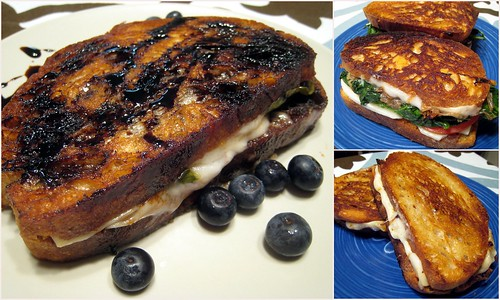 Grilled cheeses everywhere! Good thing they are delicious!