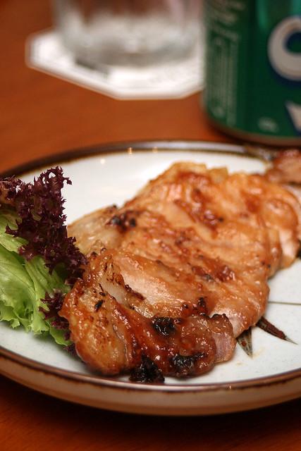 Kurobuta misoyaki S$15