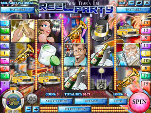 Reel Party Platinum slot game online review