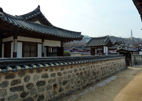 In the Hanok