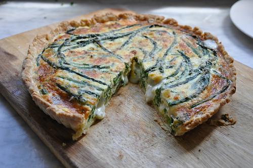 asparagus tart23
