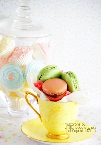 macarons by {zalita}