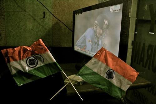Photo Essay – 2011 Cricket World Cup Final Match, Around