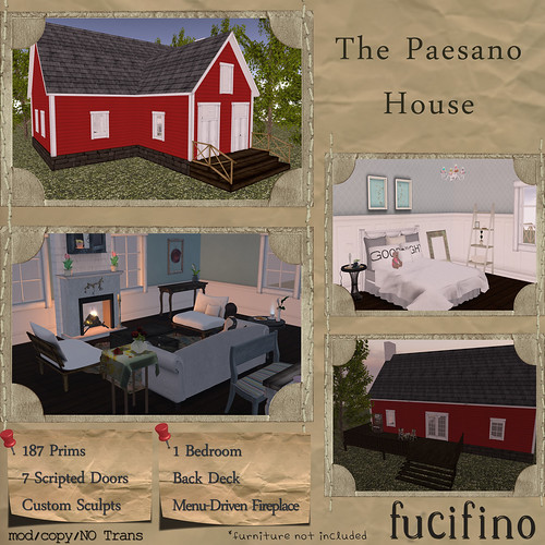 [fucifino] The Paesano House