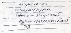 Sketch (5/10/2009) - New Information Model