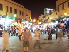 Djemaa el Fna18 (pensivelaw1) Tags: morocco marrakesh bellydancing djemaaelfna daressalarestaurant