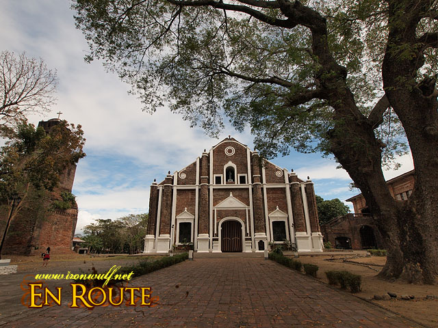 Ilocos Norte: Sarrat Sta Monica Church, Paoay Sand Boarding Redux