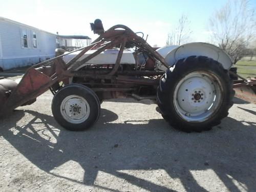 Dune Buggy tractor