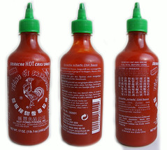 Sriracha Rooster Brand