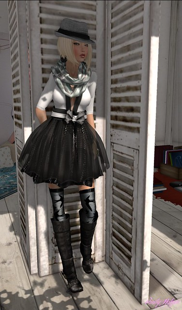 LOTD#33: Grayscales - TDR BLOGGER CONTEST WINNER
