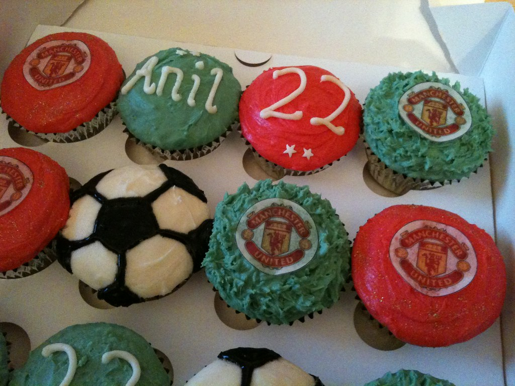 The Worlds Best Photos of cupcakes and manchesterunited Flickr