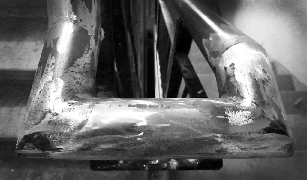 Welded joints