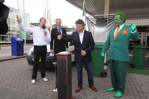 Haarlem Loopt Op Groen