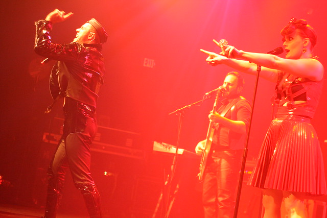 Scissor Sisters @ Warehouse Live