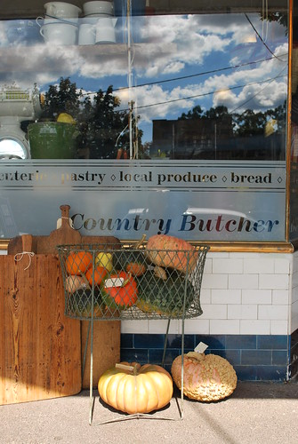 Pumpkins at Kitchen & Butcher