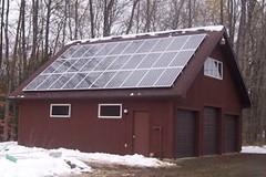 Panama, NY residential solar installation