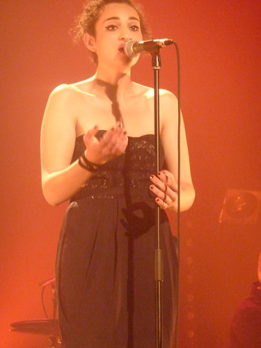 Camelia Jordana 07   - Le  Trianon -  Paris 2011