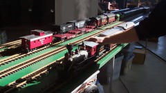 Accucraft Legend 4-4-0 (cebednarik) Tags: locomotive 440 trs mls livesteam gaugeone g1mra accucraftlegend