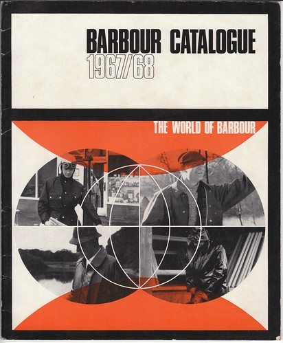 Barbour Catalogue 1967_68 by Thornproof