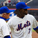 Terry Collins and Jose Reyes