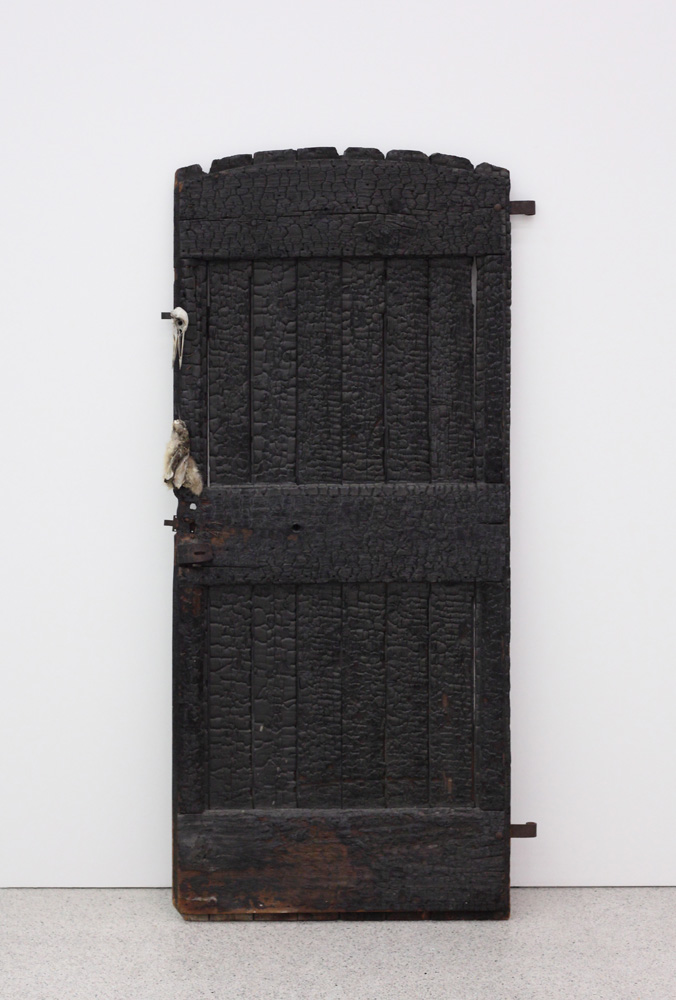 Joseph Beuys, Tür [Door], 1954-1956 1