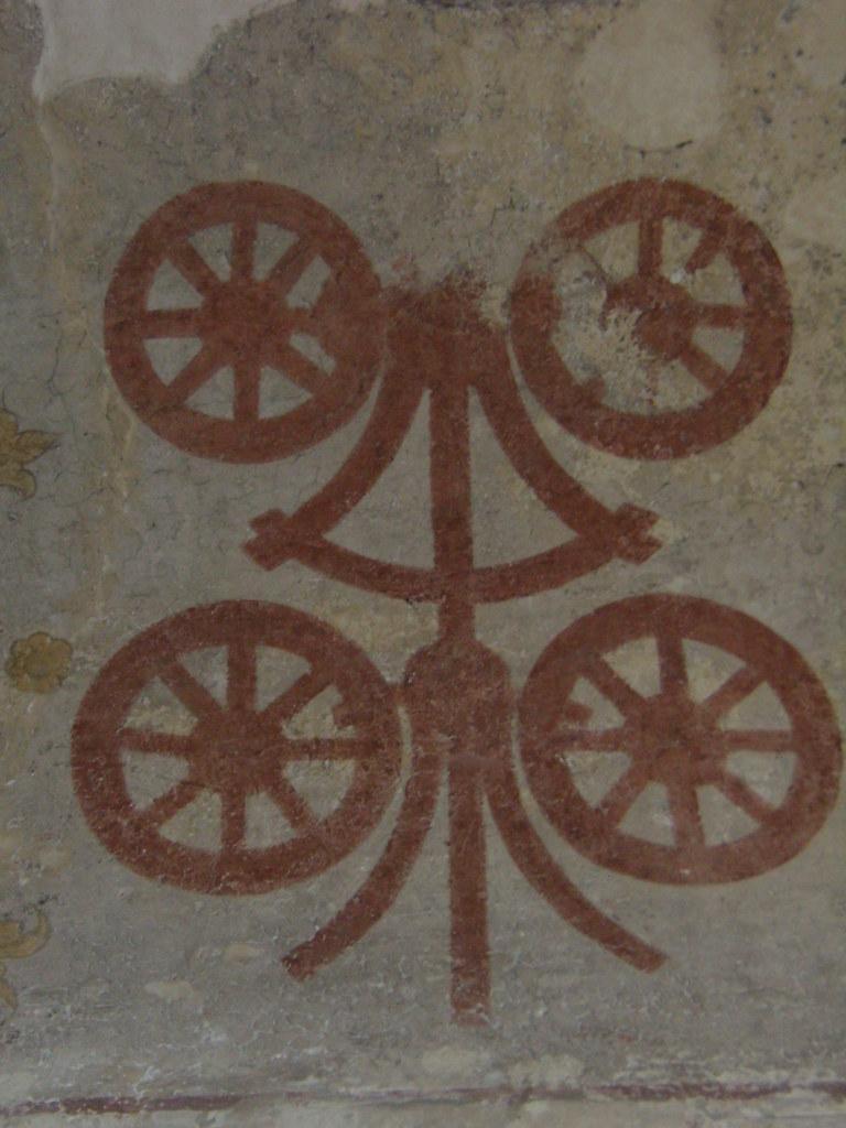 affreschi Da Carrara XIV