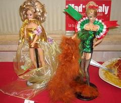 MILENA al Contest di Roma 2011 (foto di Roby) (essenzadilavanda) Tags: roma ooak contest barbie pregnant 2011