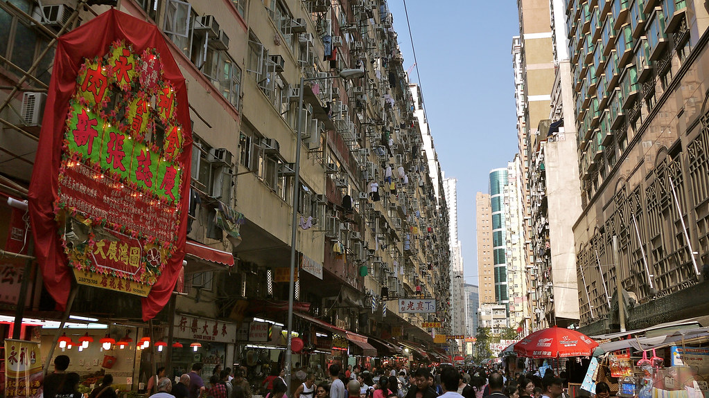 Chun Yeung Street Market