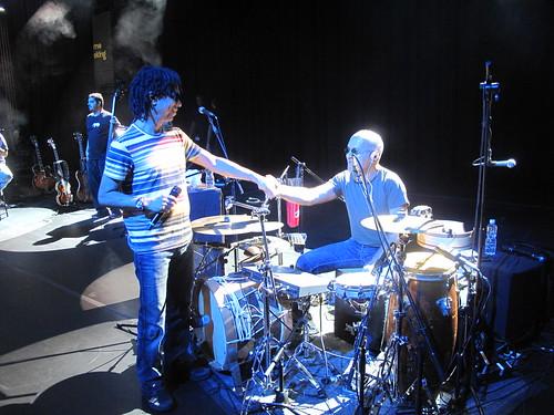 Djavan e Marcos Suzano