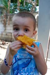 Mango Boy (safarisogoody) Tags: haiti mango slideshow jacmel