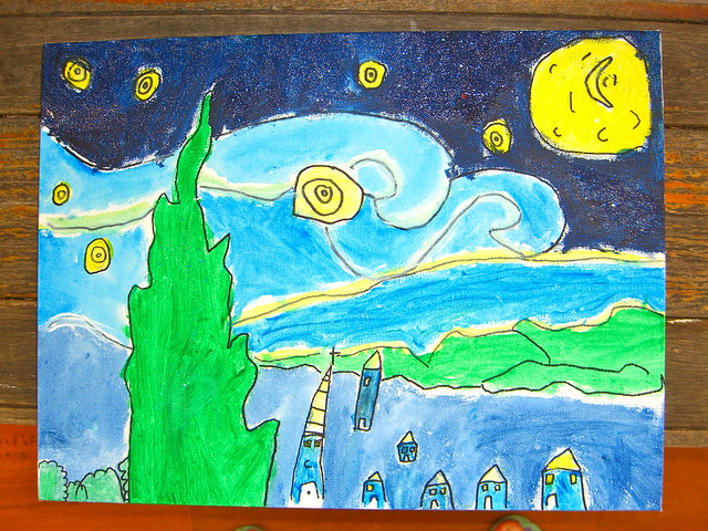 Starry Night by Emily (6)