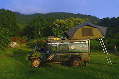 Hondo Hondo Campsite, Udzungwa