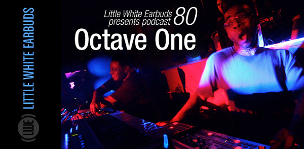 LWE Podcast 80: Octave One (Image hosted at FlickR)