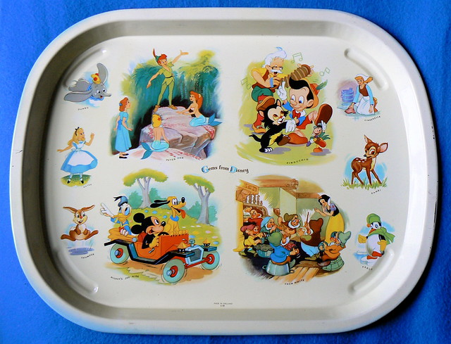 'Gems from Disney' Tray