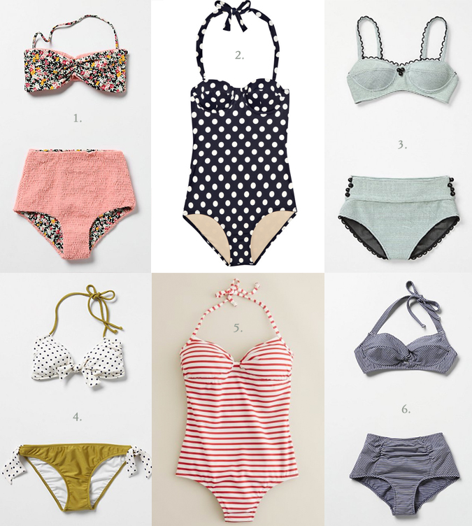 Spring/Summer 2011: Swimsuits