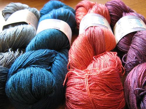 Tanis Fiber Arts Silk Lace