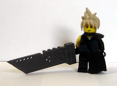 Fusion Sword (ChocoBricks Customs) Tags: lego custom finalfantasy ff7 ffvii cloudstrife adventchildren