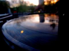 Vinyl (CharlesClayton95) Tags: sky sun closeup sunrise fun photography freedom flying close clayton sunsets charles marco enjoyment macrosim charlesclayton