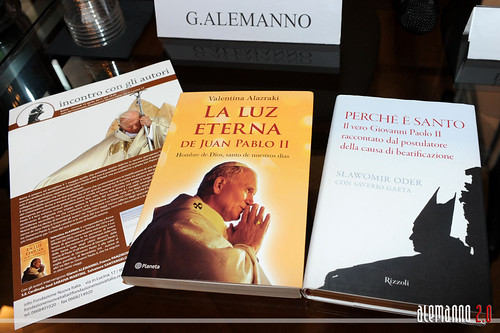 Fondazione Nuova Italia: Presentazione di due volumi dedicati a Giovanni Paolo II