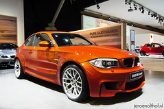 AutoRAI 2011: BMW 1 Serie M Coup (Jeroenolthof.nl) Tags: show california red orange black france holland netherlands car amsterdam silver munich mnchen four photography 1 jeroen italia noir photographer m1 4 automotive ferrari exhibition m bmw 164 motor munchen 16 limited edition bugatti sang lamborghini hilversum ff serie supercar carshow coup 1m gallardo motorshow hatchback gtb veyron paddock autorai the 599 superleggera 458 fiorano 2011 molsheim rampante olthof hessing kroymans lp560 lp5604 wwwjeroenolthofnl jeroenolthofnl jeroenolthof httpwwwjeroenolthofnl