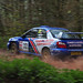 Somerset Stages Rally, 2011 - Glyn Jarman/Rob Cook - Subaru Impreza