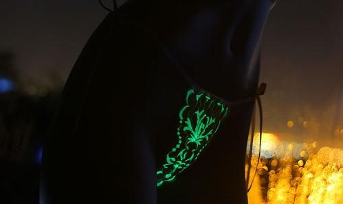 Glow In The Dark Lingerie