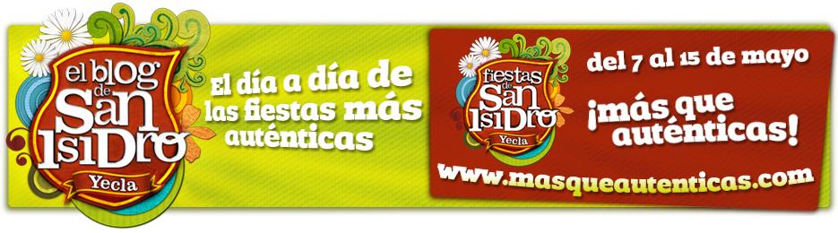 Blog de San Isidro Yecla