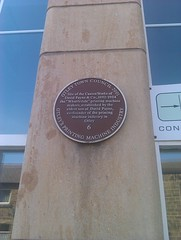 Photo of Brown plaque number 6758