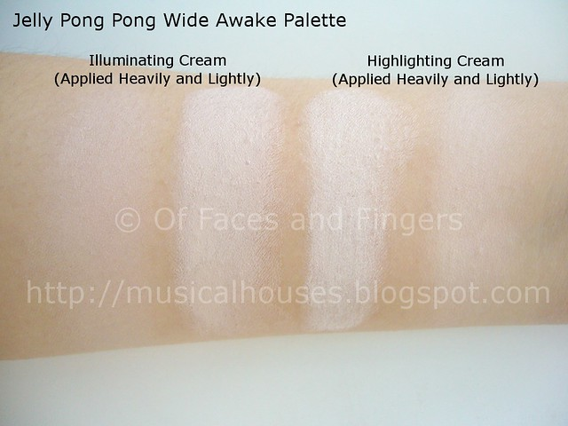 jelly pong pong wide awake palette swatches