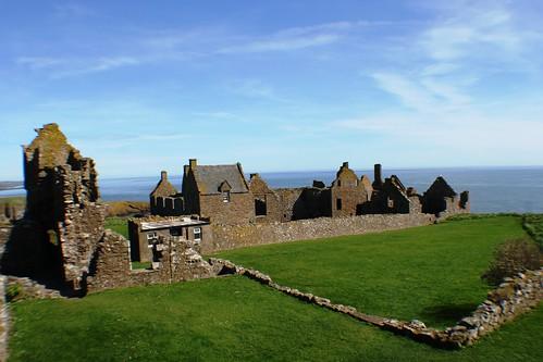 Dunnottar Castle, nr Stonehaven