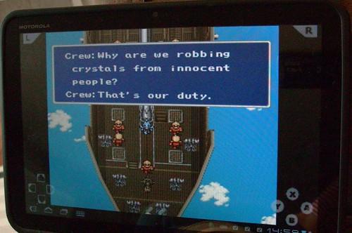 Best Xoom Games Apps Snesoid Super Nintendo Wii Controller Booya Gadget FF2